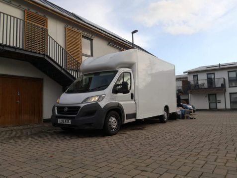 Cheap Man and Van Service Weston Super Mare